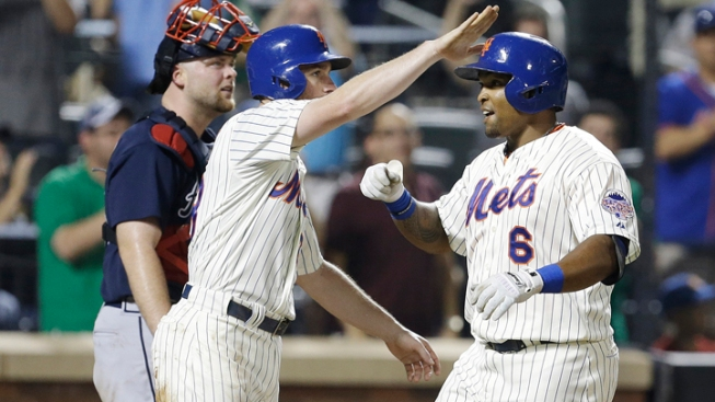 Wheeler Beats Braves for 3rd Time, Mets Win 5-3