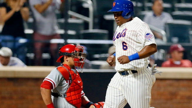 Mets Fall to Phillies 2-1 for 5th Straight Loss