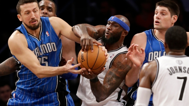 Nets Rout Magic 97-77 for 8th Straight Home Win