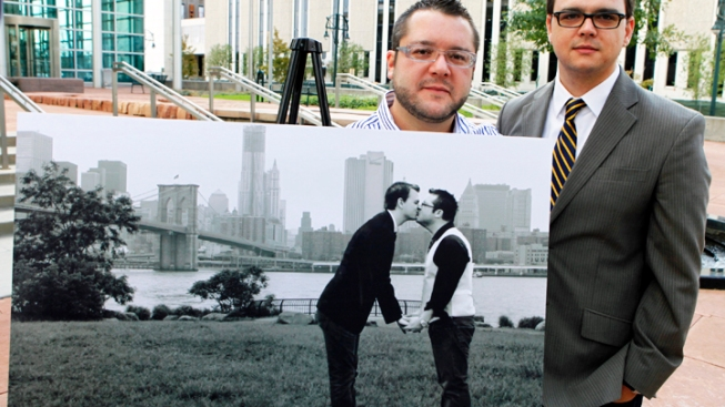 NJ Gay Couple: Misused Photo Makes Us Cringe
