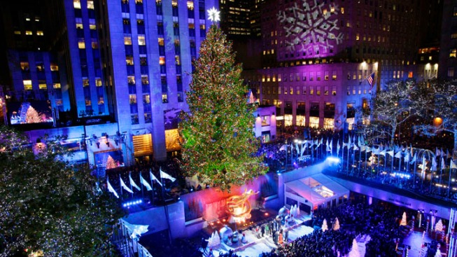 Rockefeller Tree to Be Cut Down in Pennsylvania, Coming to NYC Friday