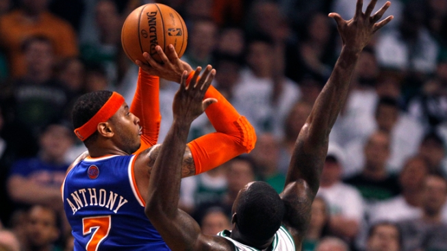 Knicks Beat Celtics 88-80, Advance to Second Round in First Playoff Series Win Since 2000