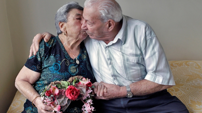 NY Couples to Toast Long Marriages, Share Secrets