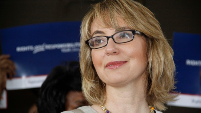 Giffords' Rehab Shown in New Music Video