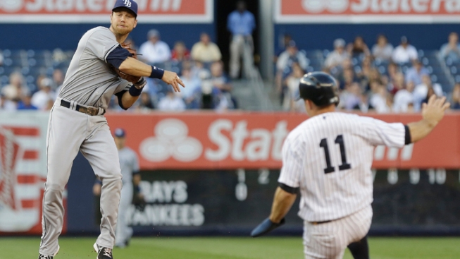 Yankees Lose to Rays 8-3