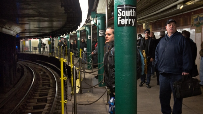 NYC's Old South Ferry Subway Station Reopens
