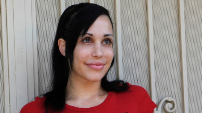 """Octomom"" Checks Into Rehab Citing Anxiety, Stress"