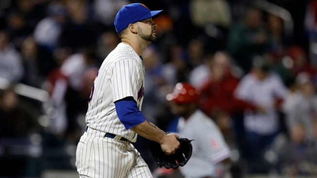 Mets Lose to Phillies, Drop Under .500 1st Time This Season