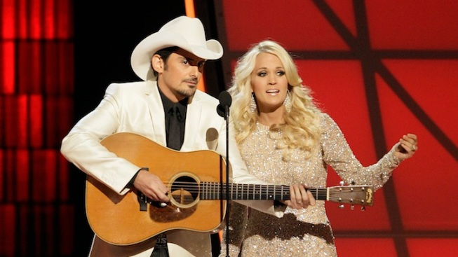 Carrie underwood and brad paisley returning to host 2013 cma awards meet four inspiring kids tackling cancer m4hsunfo
