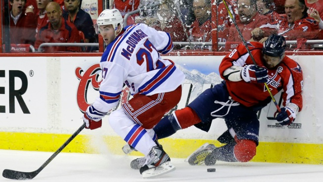Capitals, Blues, Senators, Red Wings Win Latest NHL Playoff Game