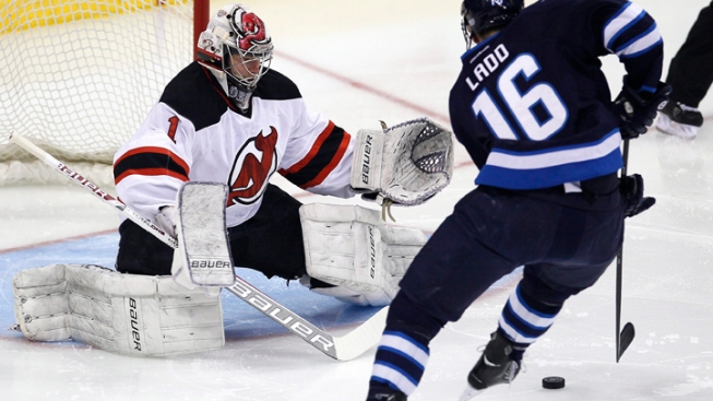 Devils Fall to Jets 3-1