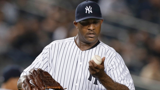 Sabathia Outpitched, Yankees Beaten by Royals