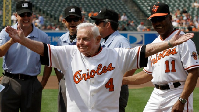 Fiery Orioles Manager Earl Weaver Dead at 82