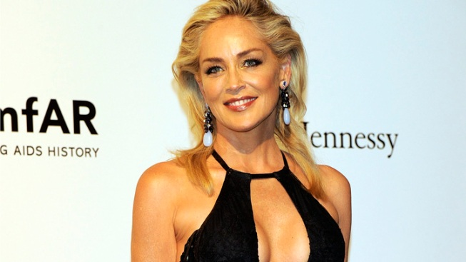 Sharon Stone Hospitalized, Attends Charity Auction After Health Scare in Milan