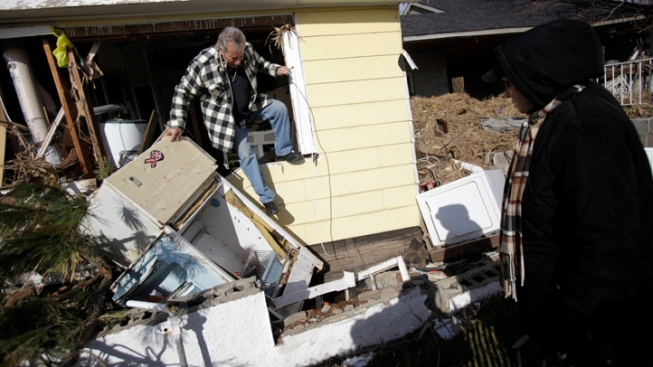 NY Taps Sandy-Damaged Staten Island for Buyouts