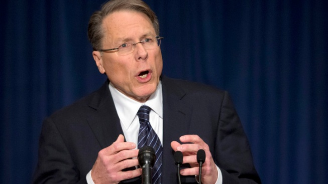 NRA CEO Criticizes Bloomberg on Gun Policies