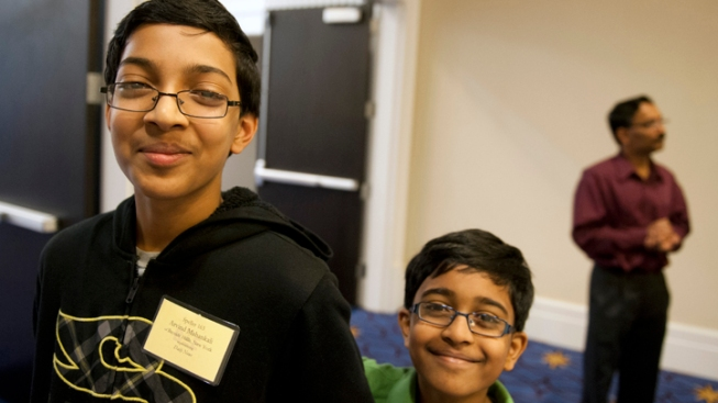 "Queens Boy, 13, Wins National Spelling Bee With ""Knaidel"""