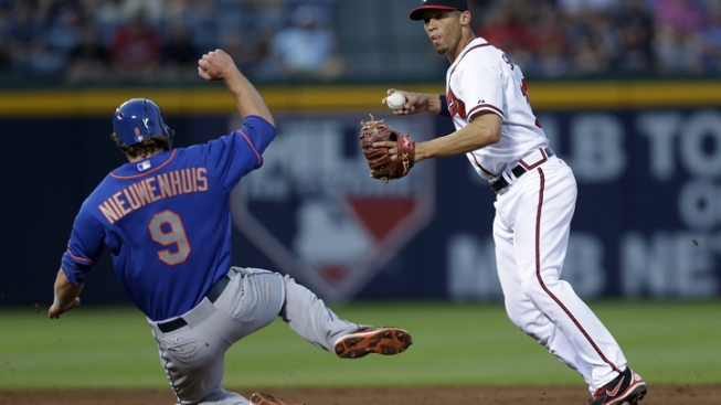 Mets Fall to Braves 5-3