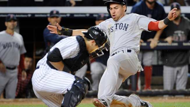 Yankees Can't Overcome Red Sox Rally, Fall 9-8 in 10th