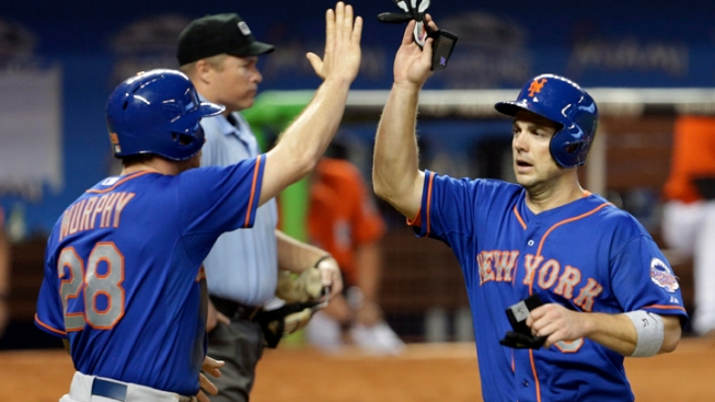 Mets Break 6-Game Losing Streak, Beat Marlins 7-6