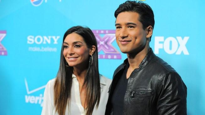 They Do! Mario Lopez Marries Courtney Mazza