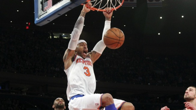 The Knicks Say Hello to Another Unexpected Star