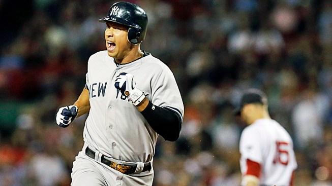 Yankees Beat Red Sox 5-4, Lose Jeter