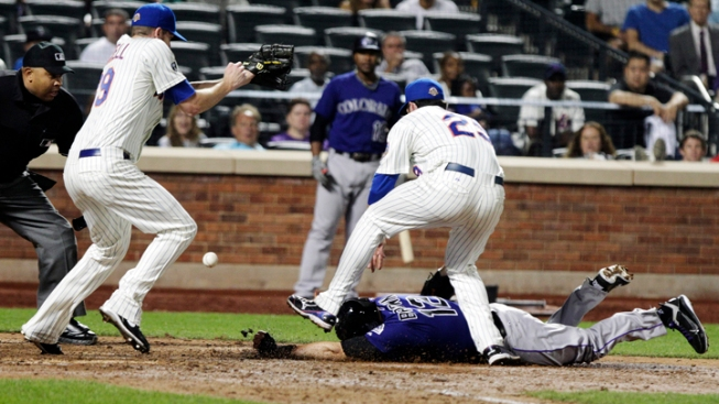 Mets Fall to Rockies 6-2