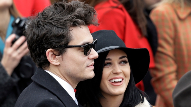 John Mayer Proclaims His Love for Katy Perry During Concert
