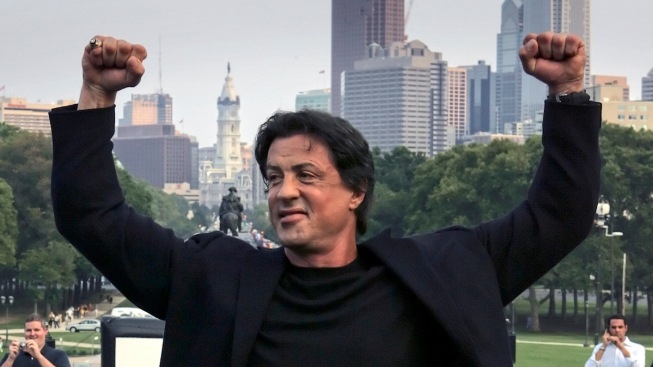 Stallone Puts 'Rocky,' 'Rambo' Memorabilia Up for Auction