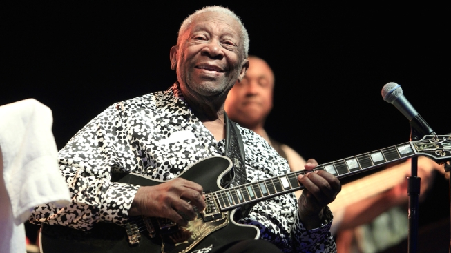 Coroner: No Evidence BB King Was Poisoned Before Death