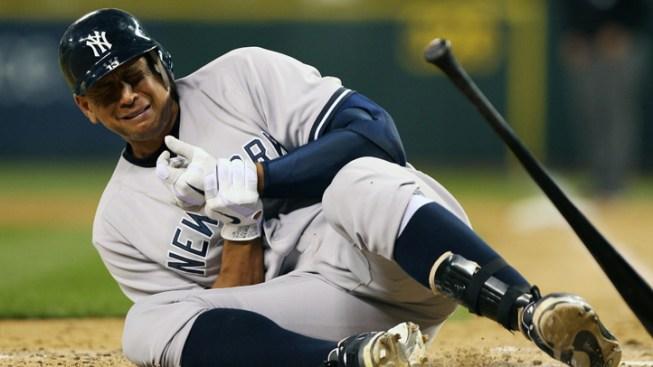 A-Rod Breaks Hand, Seattle Beats Yankees 4-2