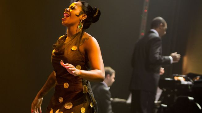 "Review: ""After Midnight"" Brings Cotton Club to Broadway"
