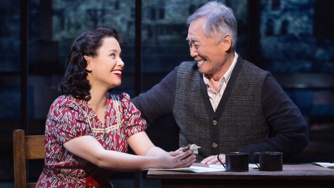 George Takei's 'Allegiance' Will Close on Valentine's Day