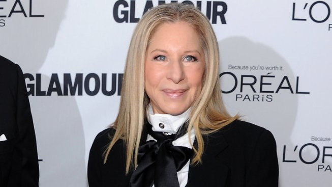 Streisand Visits Midler and More