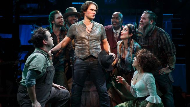 "Steven Pasquale a Thief of Hearts Once More in Kinetic ""Robber"" Revival"