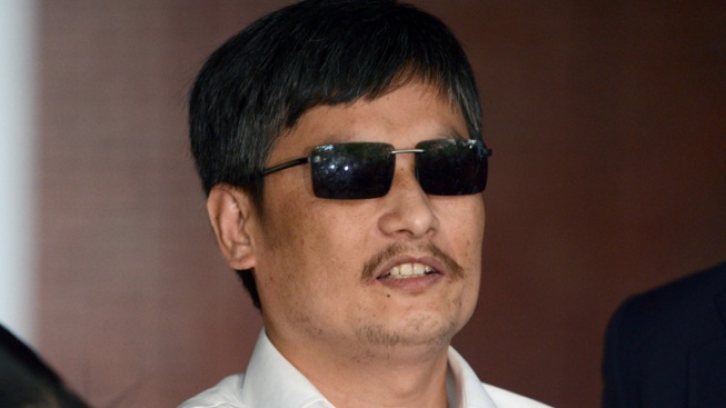 Blind Chinese Activist to Speak in NYC