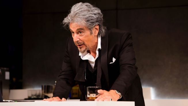 Mamet's 'China Doll,' With Pacino in the Lead, Proves Fragile