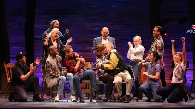 'Come From Away' Leaves 'The Humans' Searching for a New Home