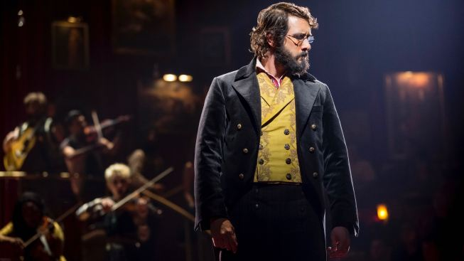 Josh Groban Makes Broadway Debut in Illuminating 'Great Comet'