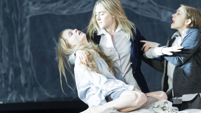 Van Hove Emphasizes the Otherworldly in Stark 'Crucible'