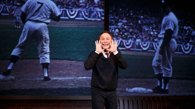 "Review: Billy Crystal's ""700 Sundays""? It's Still Mahvalous"