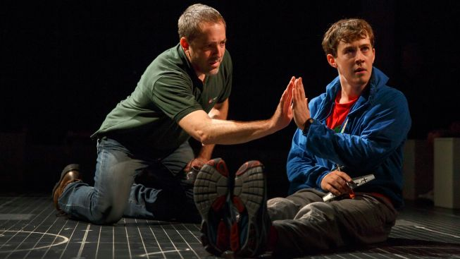 "Review: National Theatre's ""Dog"" Finally Has Its Day"