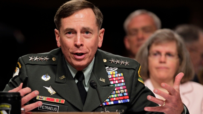 Criticized Petraeus to Take $1 Salary at CUNY