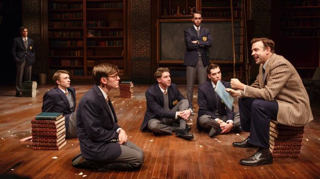 Jason Sudeikis Seizes the Day in 'Dead Poets Society'