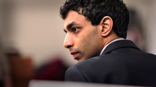 Ex-Rutgers Student Dharun Ravi Wants Hate Crime Convictions Dismissed