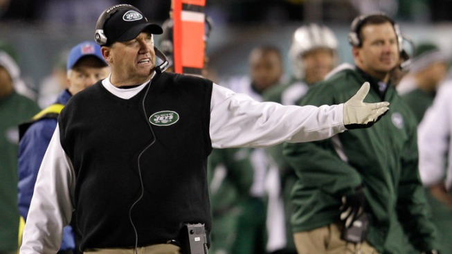 "Rex Ryan to Tom Coughlin After Jets Loss: ""It's On"""