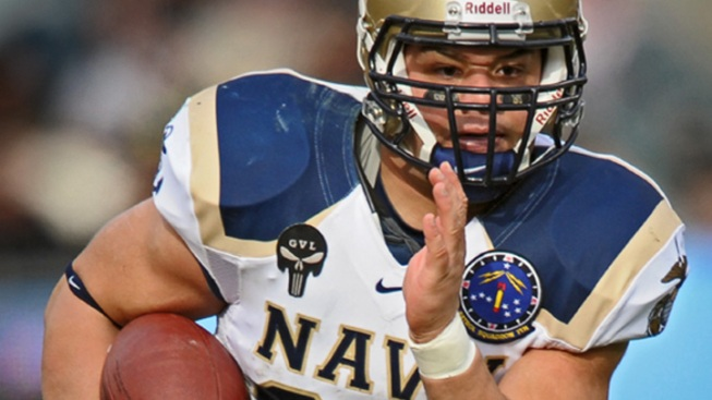 True Patriot: Navy Orders NFL Player to Report for Duty