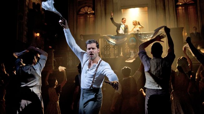 "Ricky Martin, Elena Roger Bowing Out of ""Evita"""