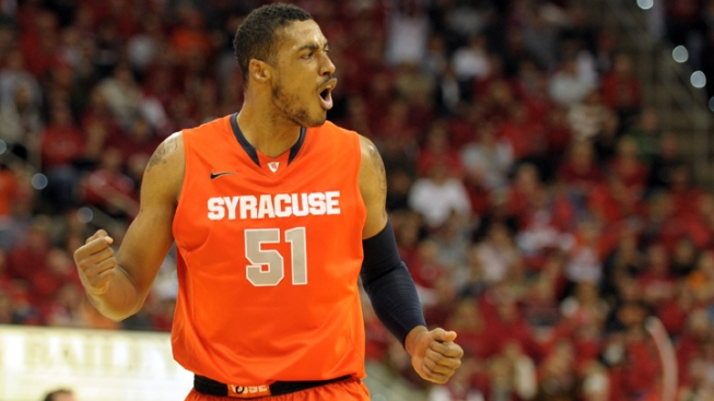 Fab Melo Ruled Ineligible for NCAA Tourney